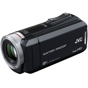 デジタルビデオカメラ「Everio GZ-RX130」