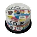 HDCR80GMP50【税込】 HI-DISC 音楽用CD-R80分 50枚パック [HDCR80GMP50]【返品種別A】【RCP】