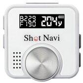 SHOTNAVI V1 WH【税込】 ショットナビ GPSゴルフナビ(ホワイト) Shot Navi V1 [SHOTNAVIV1WH]【返品種別A】【送料無料】【RCP】