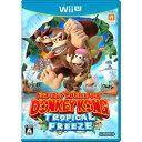 【Wii U】ドンキーコング トロピカルフリーズ 【税込】 任天堂 [WUP-P-ARKJ]【返品種別B】【送料無料】【RCP】