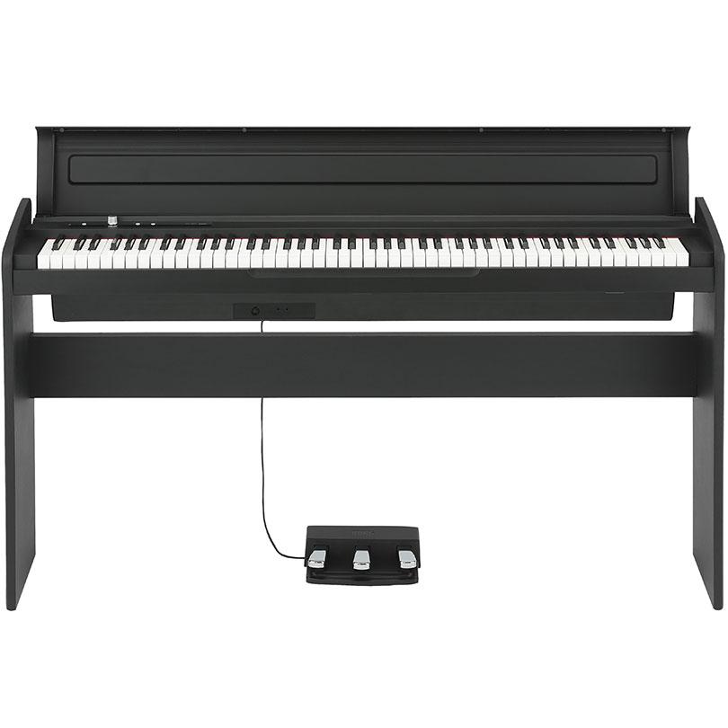 LP-180-BK【税込】 コルグ 電子ピアノ (ブラック) KORG [LP180BK]【返品種別A】【送料無料】【RCP】