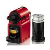 C40RE-A3B【税込】 ネスプレッソ ネスプレッソコーヒーメーカー バンドルセット レッド Nespresso Inissia(イニッシア) [C40REA3B]【返品種別A】【送料無料】【RCP】