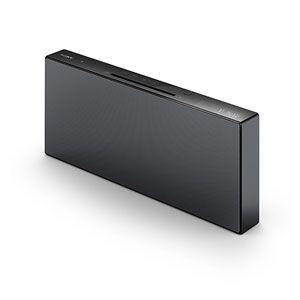 CMT-X5CD-B ソニー ウォークマン接続対応 Bluetooth CDコンポ (ブラック) SONY [CMTX5CDB]【返品種別A】