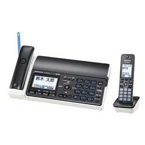 KX-PD552DL-H【税込】 パナソニック デジタルコードレス普通紙FAX(子機1台) ダークメタリック Panasonic おたっくす 漢字表示 [KXPD552DLH]【返品種別A】【送料無料】【RCP】