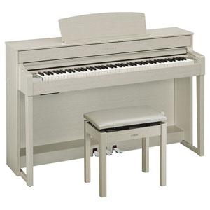 CLP-545WA【税込】 ヤマハ 電子ピアノ (ホワイトアッシュ調) Clavinova クラビノーバ YAMAHA [CLP545WA]【返品種別A】【送料無料】【RCP】