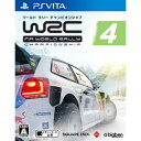 【PS Vita】WRC 4 FIA ワールドラリーチャンピ...