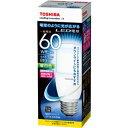 LDT7N-G/S/60W【税込】 東芝 LED電球 一般電球形 810lm(昼白色相当) TOSHIBA T形 [LDT7NGS60W]【返品種別A】【RCP】