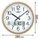 IC-4100J-9JF【税込】 カシオ 掛時計 [IC4100J9JF]【返品種別A】【送料無料】【RCP】
