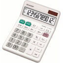 EL-N432X【税込】 シャープ 卓上電卓 12桁 [ELN432X]【返品種別A】【RCP】
