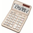 EL-VN82-NX【税込】 シャープ 卓上電卓 12桁(シャンパンゴールド) 50周年記念モデル [ELVN82NX]【返品種別A】【RCP】