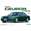 1/24 インチアップシリーズNo.4 セルシオ Cタイプ '89【ID-4】 フジミ