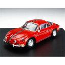 1/43 アルピーヌ ルノー A110 1600S「Berlinetta」レッド【802r】 【税込】 トロフュー [トロフュ- 802r ルノー A110 レッド]【返品種別B】【送料無料】【RCP】