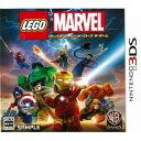 【3DS】LEGO(R)マーベル スーパー・ヒーローズ ザ・ゲーム 【税込】 ワーナーエンターテイメントジャパン [CTR-P-AL5J]【返品種別B】【送料無料】【RCP】