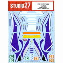 1/24 F458 RAM RACING #52/53 Le Mans 2014 オリジナルデカール(スタジオ27対応)【DC1064】 【税込】 スタジオ27 [ST27 DC1064 F458 RAM RACING #52/53]【返品種別B】【RCP】