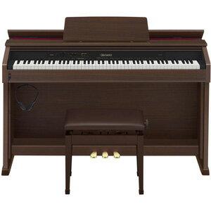 AP-460-BN【税込】 カシオ 電子ピアノ(オークウッド調) CASIO CELVIANO(セルヴィアーノ) [AP460BN]【返品種別A】【送料無料】【RCP】
