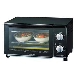 オーブン トースター ブラック