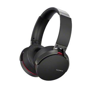 MDR-XB950BT-B【税込】 ソニー Bluetooth対応ワイヤレスステレオヘッドセット(ブラック) SONY [MDRXB950BTB]【返品種別A】【送料無料】【RCP】