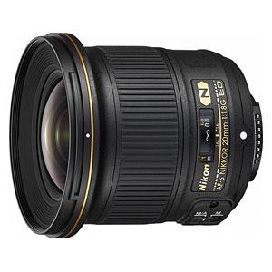 AFS20 1.8G【税込】 ニコン AF-S NIKKOR 20mm f/1.8G ED ※FXフォーマット用レンズ [AFS2018G]【返品種別A】【送料無料】【RCP】