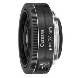 EF-S2428STM【税込】 キヤノン EF-S24mm F2.8 STM [EFS2428STM]【返品種別A】【送料無料】【RCP】
