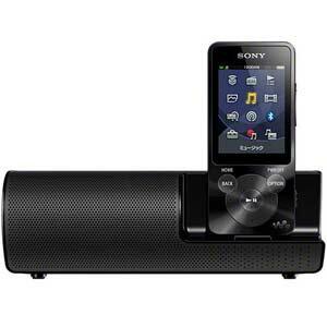NW-S14K-B【税込】 ソニー ウォークマン S10Kシリーズ 8GB(ブラック)[スピーカー付属モデル] SONY Walkman [NWS14KB]【返品種別A】【送料無料】【RCP】