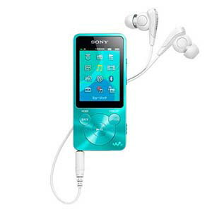 NW-S14-L【税込】 ソニー ウォークマン S10シリーズ 8GB(ブルー) SONY Walkman [NWS14L]【返品種別A】【送料無料】【RCP】