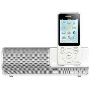 NW-S14K-W【税込】 ソニー ウォークマン S10Kシリーズ 8GB(ホワイト)[スピーカー付属モデル] SONY Walkman [NWS14KW]【返品種別A】【送料無料】【RCP】