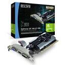 GD730-1GERL【税込】 エルザ PCI-Express 2.0 x16対応 グラフィックスボードELSA GeForce GT 730 LP 1GB [GD7301GERL]【返品種別B】【送料無料】【RCP】