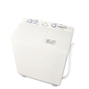 AQW-N550-W【税込】 アクア 5.5kg 2槽式洗濯機 ホワイト AQUA [AQWN550W]【返品種別A】【oogata1129】【送料無料】【RCP】