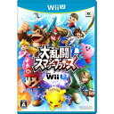 【Wii U】大乱闘スマッシュブラザーズ for Wii U 【税込】 任天堂 [WUP-P-AXF
