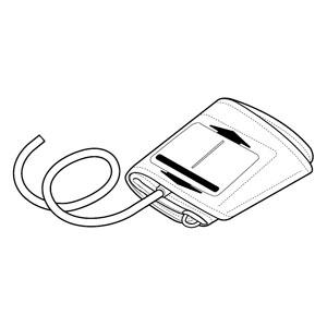 HEM-CUFF-N オムロン 血圧計用 腕帯(標準) OMRON