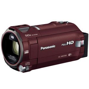 HC-W870M-T【税込】 パナソニック デジタルハイビジョンビデオカメラ「HC-W870M」(ブラウン) [HCW870MT]【返品種別A】【送料無料】【RCP】