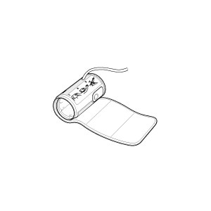 【エントリーでP5倍 8/20 9:59迄】HEM-CUFF-R オムロン 血圧計用 腕帯 Rタイプ OMRON