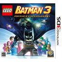 【3DS】LEGO(R)バットマン3 ザ・ゲーム ゴッサムから宇宙へ ワーナーエンターテイメントジャパン [CTR-P-BTMJ]【返…