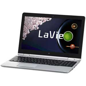 ノートPC「LaVie Hybrid Advance」(PC-HA850AA)