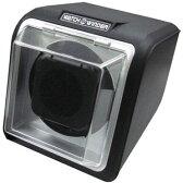 KA078-015【税込】 時計用品 ウォッチワインダー1本巻き ブラック [KA078015Sクロ]【返品種別B】【RCP】