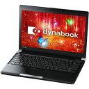 PR83PBP-BHA【税込】 東芝 ノートパソコン dynabook R83 グラファイトブラック(Office Home & Business Premium搭載) [PR83PBPBHA]【返品種別A】【送料無料】【RCP】