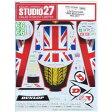 """1/24 フェラーリ458""""JMW Motorsport""""#66 2011(フジミ対応)オリジナルデカール【DC894】 【税込】 スタジオ27 [DC894 F458 JMW 2]【返品種別B】【RCP】"""