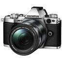 E-M5 MK2 14150K(SLV) オリンパス ミラーレス一眼カメラ「OM-D E-M5 MarkII」14-150mmII レンズキット(シルバー)