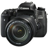 EOS8000D-18135STMLK【税込】 キヤノン デジタル一眼レフカメラ「EOS 8000D」EF-S18-135 IS STM レンズキット Canon EOS 8000D [EOS8000D18135STMLK]【返品種別A】【送料無料】【RCP】