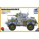 1/35 英ハンバーMk.IV装甲車インテリア付・3999限定 ブロンコ