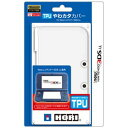 【New3DS LL】TPUやわカタカバー for Newニンテンドー3DS LL 【税込】 ホリ [3DS-428]【返品種別B】【RCP】