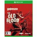【Xbox One】ウルフェンシュタイン:ザ オールドブラッド 【税込】 ベセスダ・ソフトワークス [M6N-00001]【返品種別B】【RCP】
