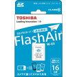 SD-WE016G【税込】 東芝 無線LAN搭載SDHCメモリカード 16GB Class10 Flash Air [SDWE016G]【返品種別A】【送料無料】【1201_flash】