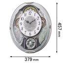 スモールワールド ビスト-04 リズム時計 からくり時計 4...