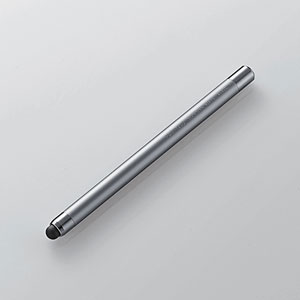 P-TPLA01GY【税込】 エレコム スマートフォン/タブレット用タッチペン(グレー) AL.STYLUS [PTPLA01GY]【返品種別A】【RCP】