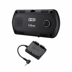 CSD-390HDGPS【税込】 セルスター ツインカメラ搭載 ドライブレコーダー + GPSユニットセット CELLSTAR [CSD390HDGPS]【返品種別A】【送料無料】【RCP】