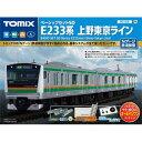 [鉄道模型]トミックス TOMIX (Nゲージ) 90169 ベーシックセットSD E233系上野東