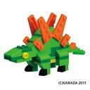 nanoblock+(ナノブロック+)ステゴサウルス【PBH-005】 カワダ [ナノBP PBH005 ステゴザウルス]【返品種別B】
