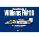 1/12 フルディテールキット ウィリアムズ FW11B Ver.B 1987 第15戦日本GP(No.5 N.マンセル/No.6 N.ピケ)【K473】 【税...