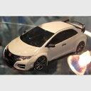 1/43 Honda CIVIC TYPE R Concept 2014 Championship White【45245】 【税込】 EBBRO [エブロ 45245 シビック タイプR ホワイト]【返品種別B】【送料無料】【RCP】